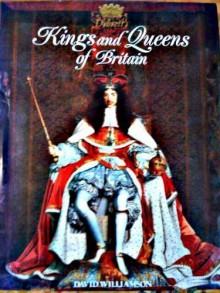 Debrett's Kings and Queens of Britain - David Williamson