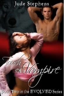 Touch of a Vampire - Jude Stephens