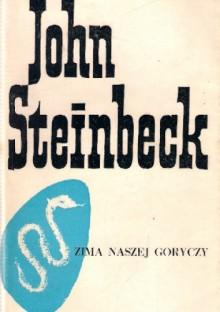 Zima naszej goryczy - John Steinbeck