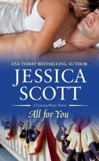 All For You - Jessica Scott