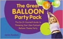The Great Balloon Party Book - Aaron Hsu-Flanders