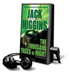 The Thousand Faces of Night (Audio) - Jack Higgins, Michael Page