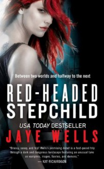 Red-Headed Stepchild - Jaye Wells