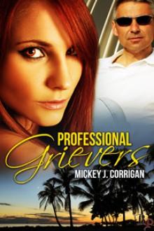 Professional Grievers - Mickey J. Corrigan