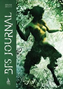 BFS Journal Winter 2012/13 - Cavan Scott, Stuart Douglas, Guy Adams, Ian Hunter