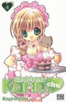 Kamichama Karin Chu, Volume 4 - Koge-Donbo*