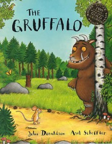 The Gruffalo (Big Books) - Julia Donaldson, Axel Scheffler