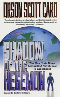 Shadow of the Hegemon (Shadow Series, #2) - Orson Scott Card