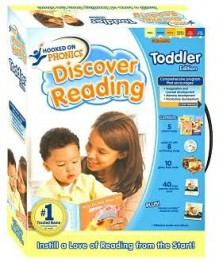 Discover Reading Toddler Edition (Hooked on Phonics) (Hooked on Phonics) - Hooked on Phonics