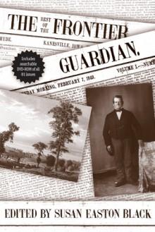 The Frontier Guardian - Susan Black