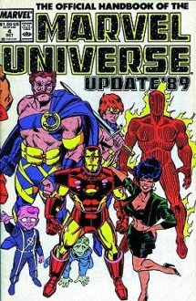 Essential Official Handbook of the Marvel Universe - Update 89, Vol. 1 - Peter Sanderson, Peter Wohl, Marcus McLaurin, Glenn Herdling, Len Kaminski