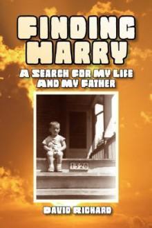Finding Harry - David Richard