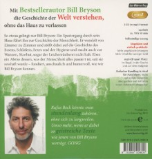 Eine kurze Geschichte der alltäglichen Dinge - Rufus Beck, Bill Bryson, Sigrid Ruschmeier