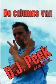 de Columns Van D.J. Peek - de Eerste 88 - D. Peek