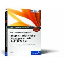 SAP Certified Application Associate - Supplier Relationship Management with SAP SRM 5.0 - Bryan Bee
