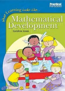 Mathematical development - Caroline Jones