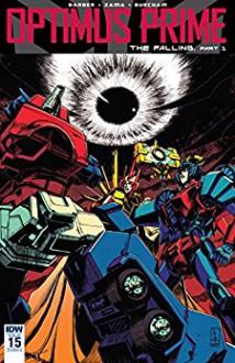 Optimus Prime #15 - John Barber,Kei Zama