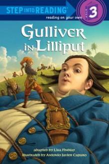 Gulliver in Lilliput - Lisa Findlay, Antonio Caparo