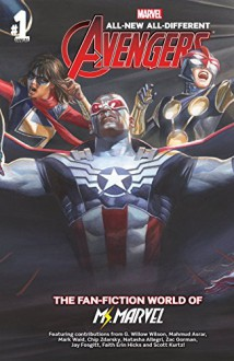 All-New, All-Different Avengers (2015-) Annual #1 - Chip Zdarsky,Natasha Allegri,Natasha Allegri,Zac Gorman,Jay P. Fosgitt,Faith Erin Hicks,Faith Erin Hicks,Mahmud A. Asrar,G. Willow Wilson,Scott R. Kurtz,Scott R. Kurtz,Alex Ross,Mark Waid
