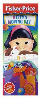 Kitty's Moving Day : Fisher-Price Little People Little Pockets PlayBooks - Mary Packard, Serrat Lopez