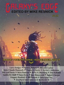 Galaxy's Edge Magazine: Issue 29, November 2017 (Galaxy's Edge) - Mike Resnick