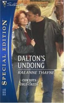 Dalton's Undoing - RaeAnne Thayne