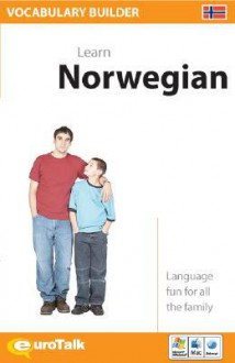 Vocabulary Builder Norwegian (Multimedia) - Euro Talk Interactive