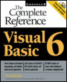 Visual Basic 6 the Complete Reference [With Contains Source Code & Utilities] - Noel Jerke