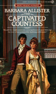 The Captivated Countess - Barbara Allister