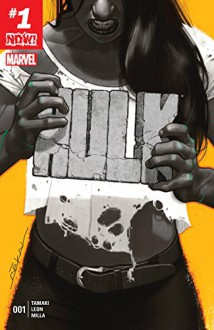 Hulk (2016-) #1 - Mariko Tamaki, Nico Leon, Jeff Dekal