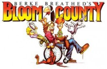 """Bloom County """"Loose Tails"""" - Berkeley Breathed"""
