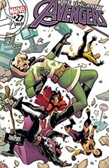 Uncanny Avengers (2015-) #27 - Sean Izaakse,Jim Zub,Daniel Silva