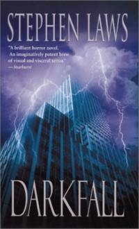 Darkfall - Stephen Laws