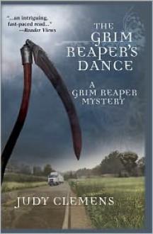 The Grim Reaper's Dance - Judy Clemens
