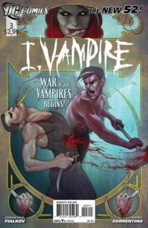 I, Vampire, Issue #3: Numb - Joshua Hale Fialkov, Andrea Sorrentino