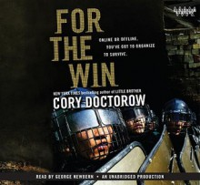 For the Win (Lib)(CD) - Cory Doctorow, George Newbern