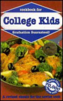 Cookbook For College Kids - Sheila McDougall