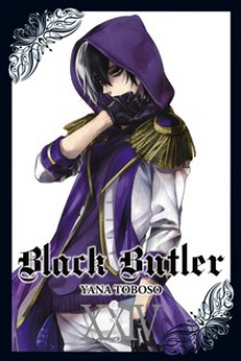 Black Butler, Vol. 24 - Tomo Kimura,Yana Toboso