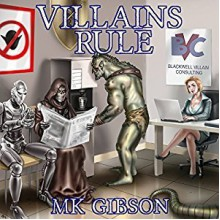 Villains Rule: The Shadow Master, Book 1 - Amber Cove Publishing,William Gibson,Jeffrey Kafer