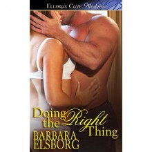 Doing the Right Thing - Barbara Elsborg