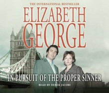 In Pursuit of the Proper Sinner - Derek Jacobi, Elizabeth George