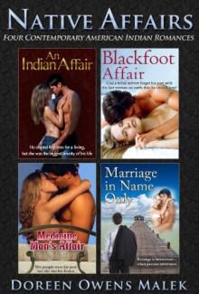 Native Affairs (Four Contemporary American Indian Romances) - Doreen Owens Malek