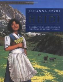 Heidi - Johanna Spyri, Cecil Leslie, Eileen Hall