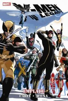 X-Men Legacy: Emplate - Mike Carey, Daniel Acuña