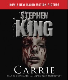 Carrie (Movie Tie-in Edition): Now a Major Motion Picture - Sissy Spacek, Stephen King