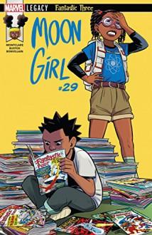Moon Girl and Devil Dinosaur (2015-) #29 - Natacha Bustos,Brandon Montclare