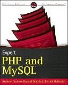 Expert PHP and MySQL - Ronald Bradford, Patrick Galbraith