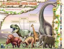 If Dinosaurs Lived Today - Frank Schaffer Publications, Frank Schaffer Publications