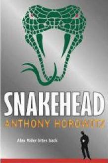 Snakehead - Anthony Horowitz, Dan Stevens