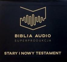 Biblia Audio superprodukcja Stary i Nowy Testament - praca zbiorowa